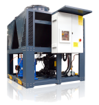 Scroll Range Industrial Chiller & HVAC System