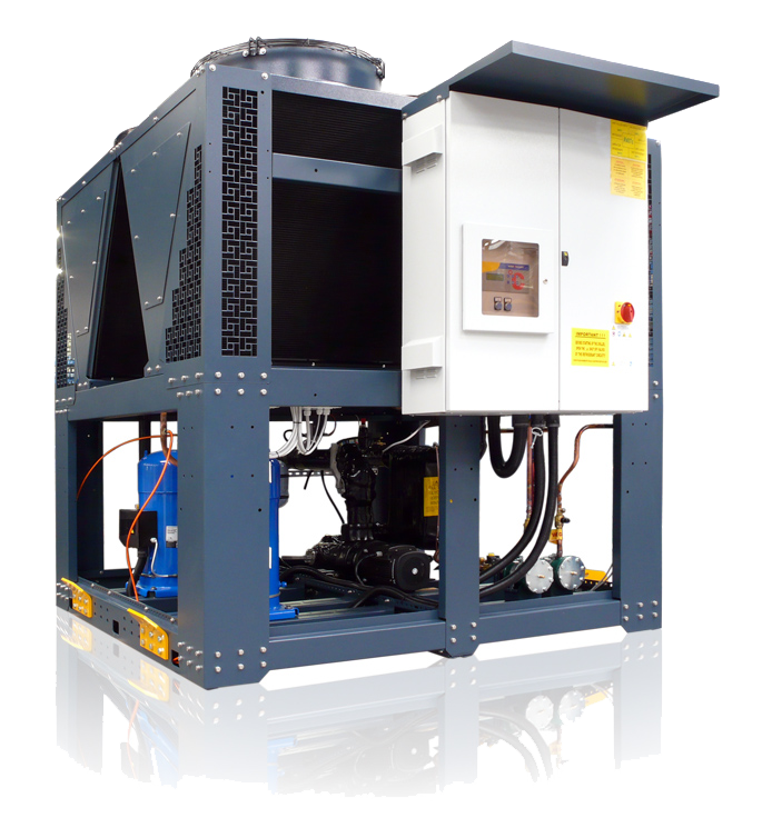 Scroll Range Industrial Chiller & HVAC System