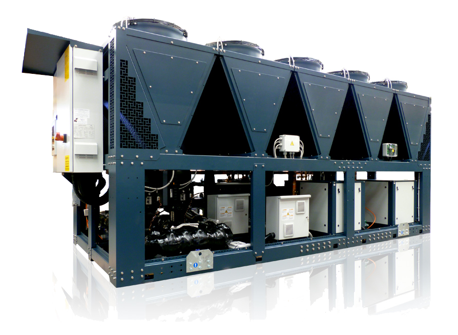 Turbocor Range Industrial Chiller & HVAC System
