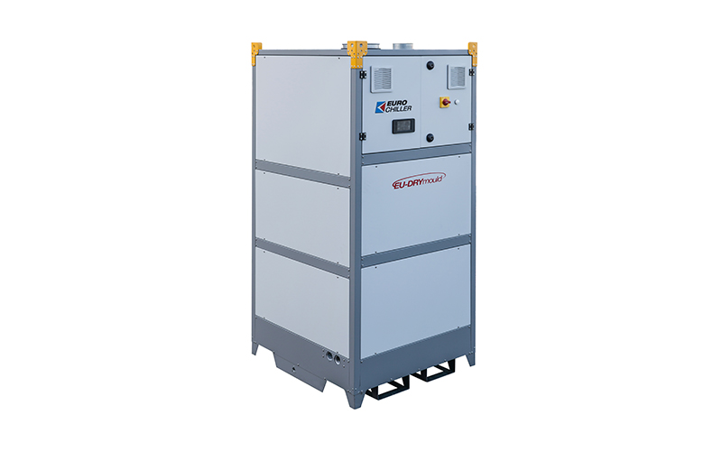 EU-DRYmould Series Process Air Chiller