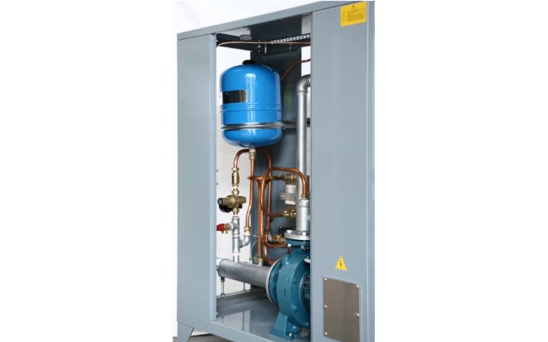 TW-ETO Temperature Control Unit Internal Elements